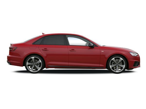 Audi - A4 Saloon 35TFSI Black Edition Auto